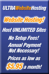 Amazing Prices on Website Hosting Plans!